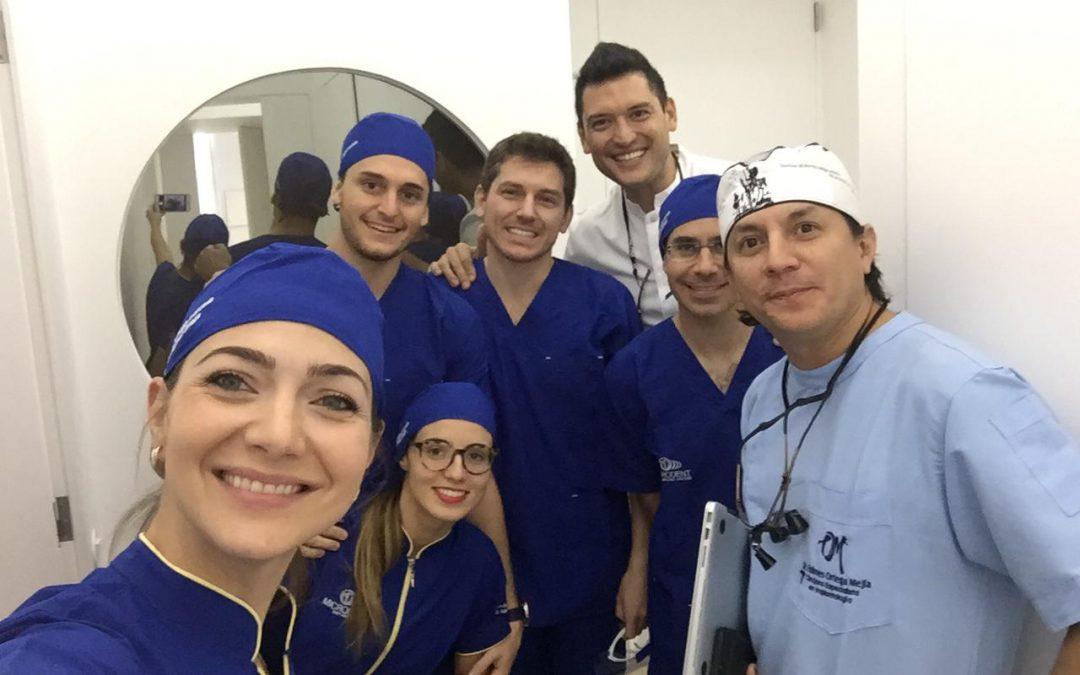 Centros Odontológicos Romano, en Lisboa por el Advance Implantology Course