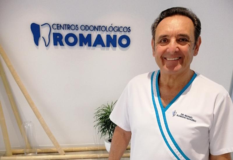 Conocemos a Manuel Ernesto Romano Navarro, fundador de Centros Odontológicos Romano