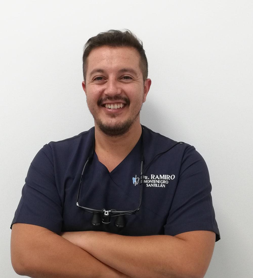 Ramiro Montenegro Santillán