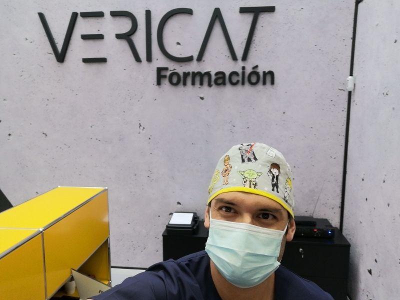 Centros Odontológicos Romano acude al curso de Cirugía Avanzada de Vericat Formación en Madrid
