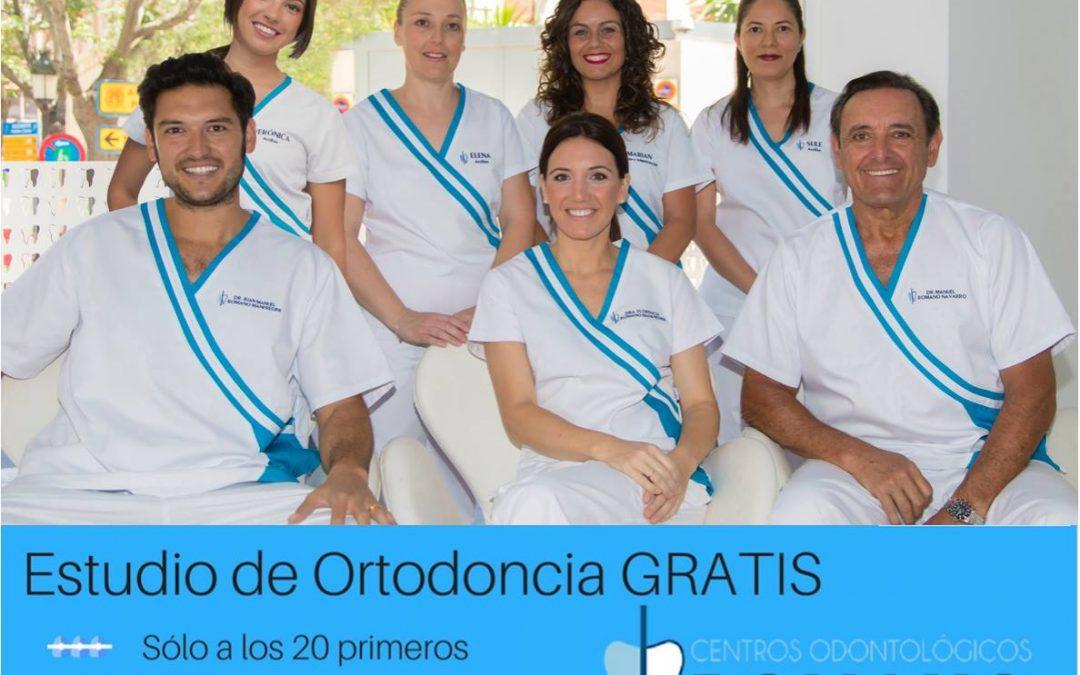 Estudio de ortodoncia en Alicante gratis por Santa Apolonia