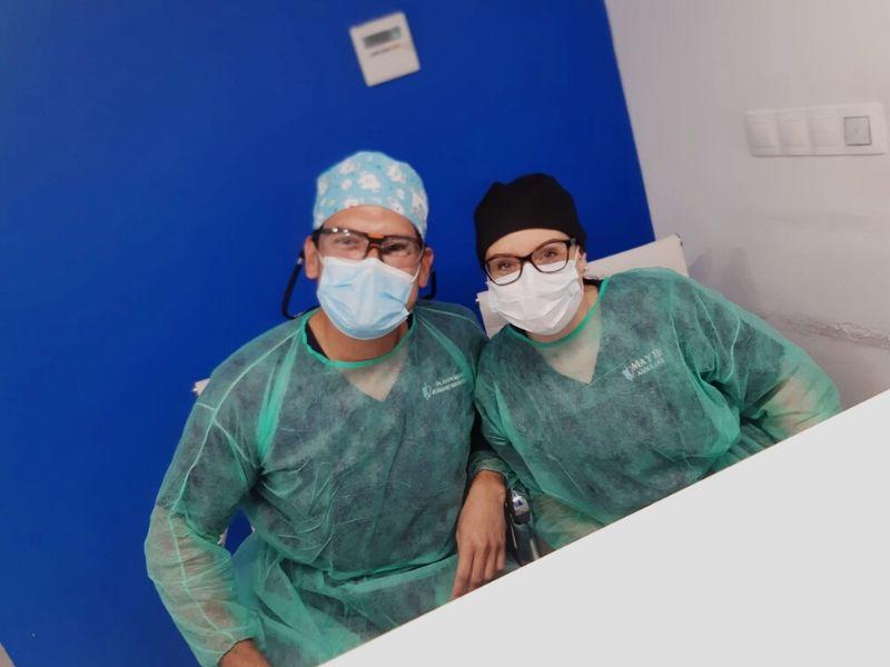 Urgencias dentales durante el periodo de confinamiento por coronavirus